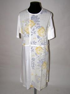 bcdd180e5e7 Dámská noční košile s krátkým rukávem 1085 Prako 40   42