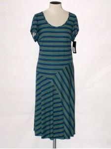 Dámské elegantní letní šaty s krátkým rukávem Andrea Martiny 48 19db20f2e2
