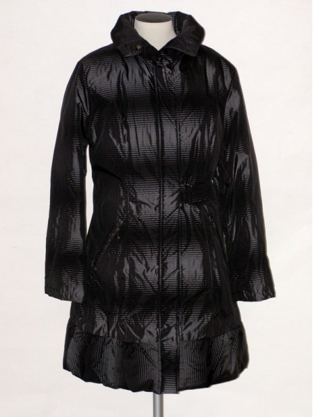 e32dec0317a Dámský elegantní zimní vypasovaný kabát Veltex šedý 42