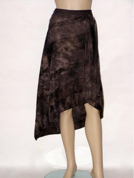 Hnědá letní cípatá sukně 1006 Andrea Martiny 42 · Oranžová dlouhá letní...  Sabatti bd88ef35a6