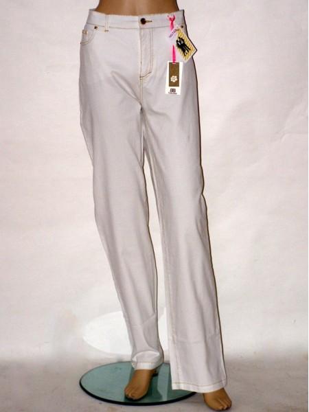 6402f86202c Bílé letní elastické kalhoty PG550 Veltex 48
