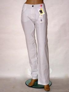 04cc97fa13d Bílé třičtvrteční letní kalhoty PG550 Veltex 46 · Bílé letní bavlněné...  Veltex