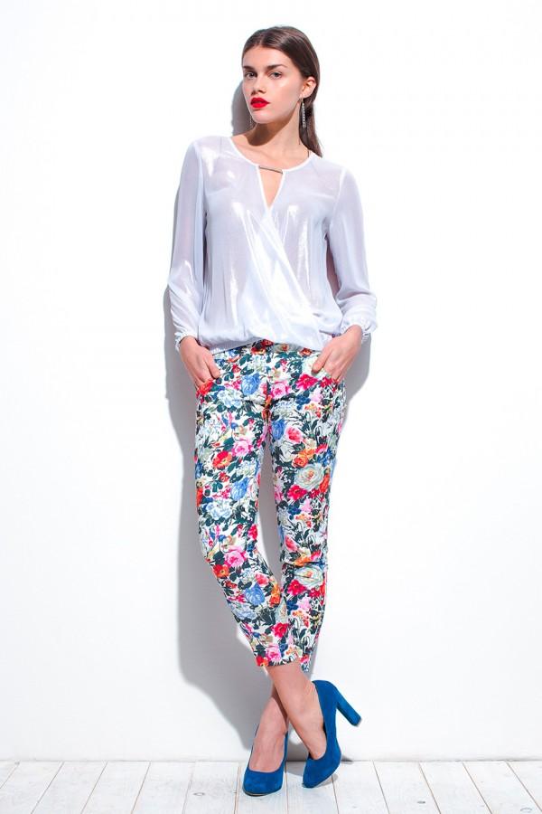 Halenky a trička - elegantní móda b444a063b1