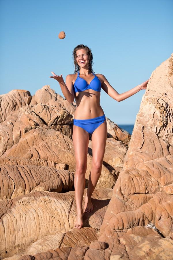 a0a4d8e5107 Plavky dámské dvoudílné - elegantní móda