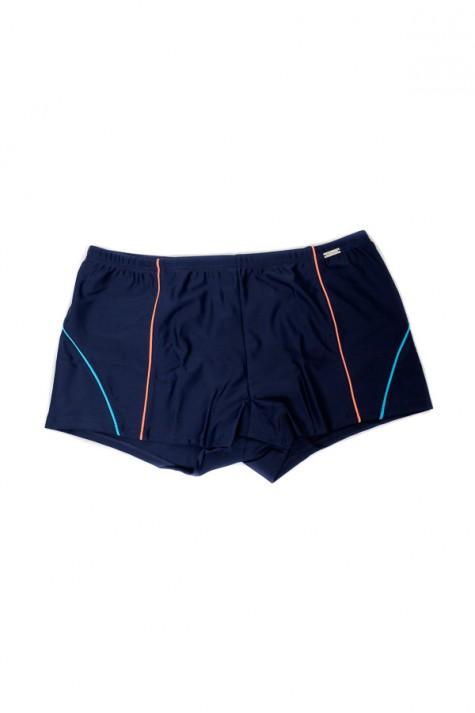 3ae025102e5 Modré plavky s nohavičkou 890000 Timo L