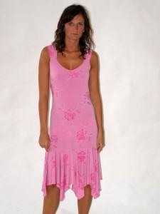 Letní šaty dámské - elegantní móda fd87373e7e