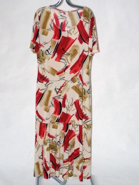 842c1ae620a Dlouhé šaty · Dlouhé šaty. Dlouhé letní šaty s krátkým rukávem ...