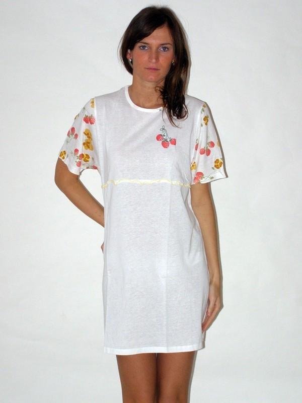 Dámská kratší noční košile