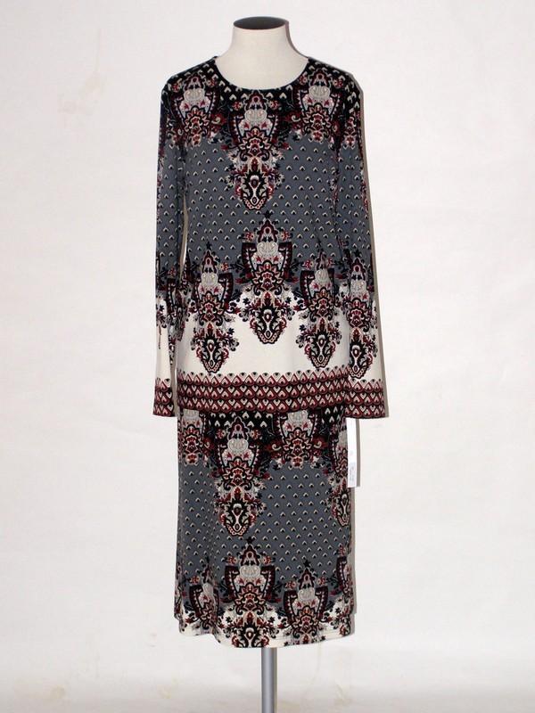 Elastické kostýmkové šaty 0610/1510 Andrea Martiny 48