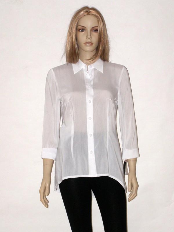 Bílá dámská košile 2513 Andrea Martiny 38