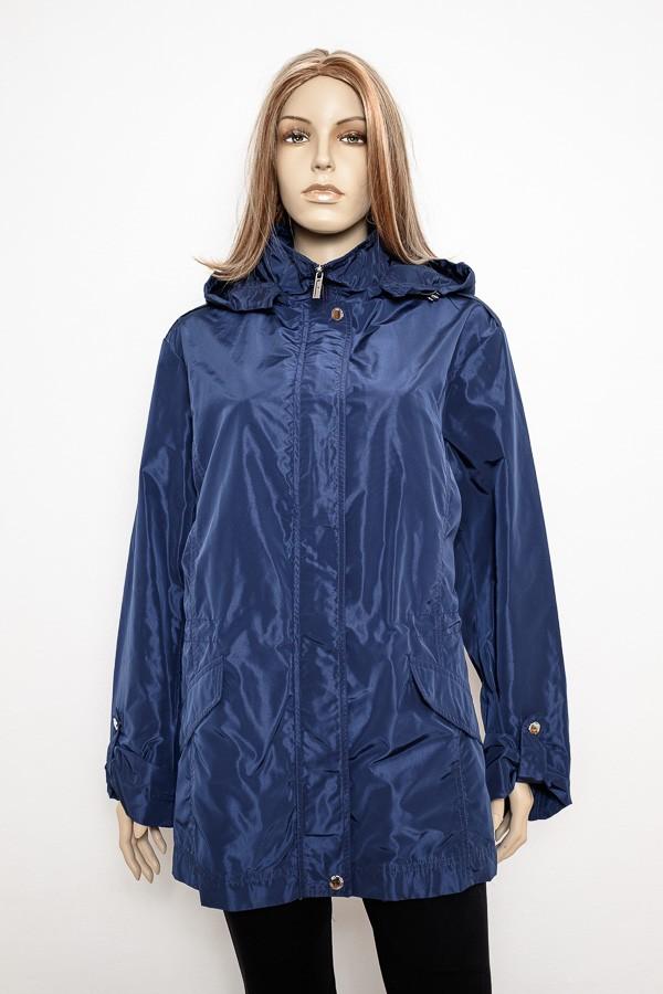 Modrá jarní, letní, podzimní dámská bunda 4145 Veltex 50